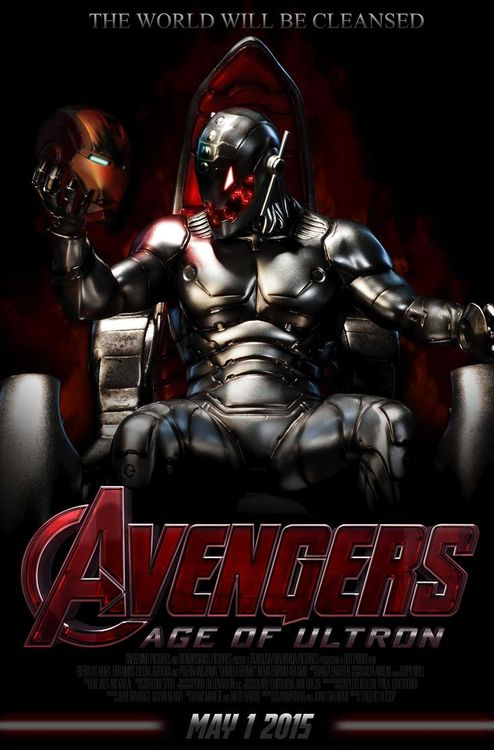 Death of Iron Man / Avenger II poster